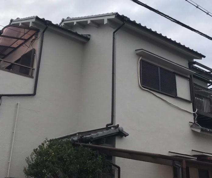滋賀県H様邸外壁塗装 - AFTER